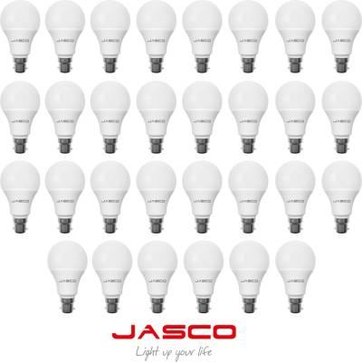 Jasco-9W-B22-LED-Bulb-(Cool-Day-Light,-Pack-of-30)