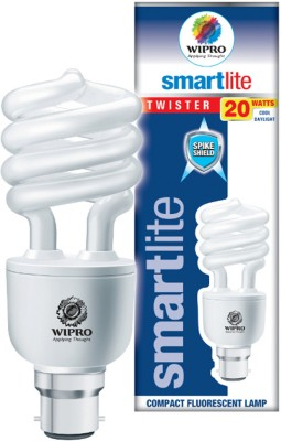 Smartlite-Twister-23W-CFL-Bulbs-(White,-Pack-of-3)