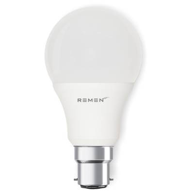 REMEN-5W,-9W-And-12W-B22-LED-Bulb-(White,-Pack-of-3)