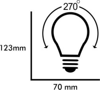Jasco-9W-B22-LED-Bulb-(White)