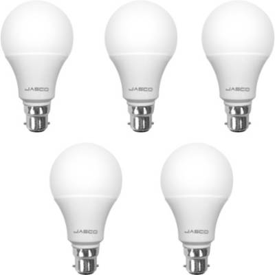 9W-B22-LED-Bulb-(White,-Pack-of-5)-