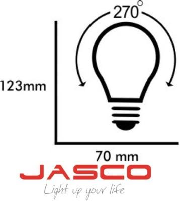 Jasco-12W-LED-Bulb-(White)