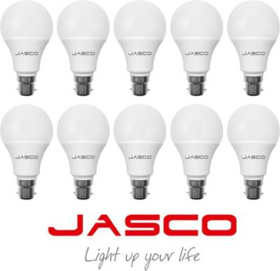 Jasco-12W-B22-LED-Bulb-(Cool-Day-Light,-Pack-Of-10)