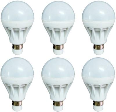 Lumina-7W-Luminent-White-LED-Bulb-(Pack-of-6)