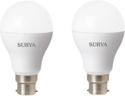 Surya-Neo-B22D-14W-LED-Bulb-(White,-Pack-of-2)