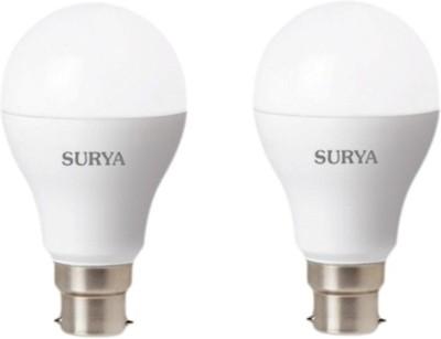 Surya-Neo-B22D-14W-LED-Bulb-(White,-Pack-of-2)