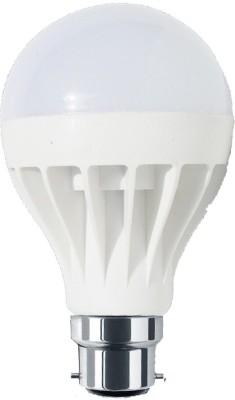 7W-B22-White-LED-Economy-Bulb-(Plastic)
