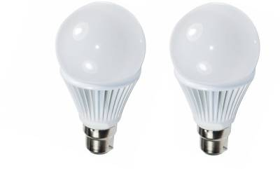 Ultra-9W-White-LED-Bulb-(Pack-of-2)