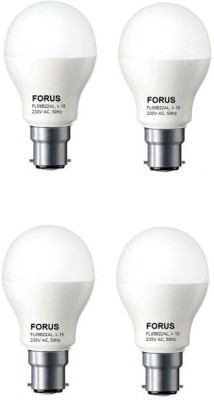 FORUS-9-W-LED-B22-Bulb-Cool-White-(pack-of-4)
