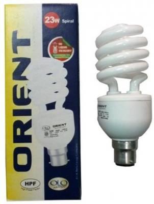 Orient 23 Watt Spiral CFL Bulb (White) Image
