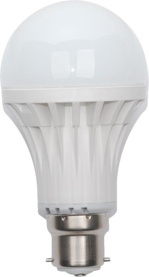 Marshal-Gold-7W-B22-LED-Bulb-(White,-Set-of-6)