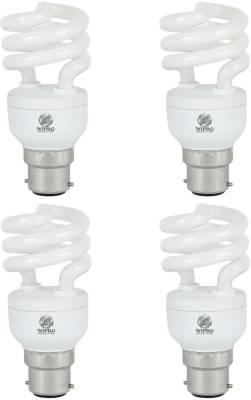Smartlite-Mini-Twister-12W-CFL-Bulbs-(White,-Pack-of-4)-