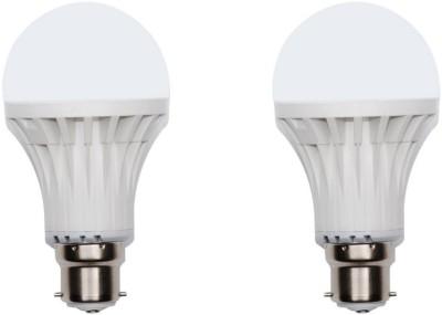 Limelight 7 W B22 LED Bulb(White, Pack of 2)  available at flipkart for Rs.100