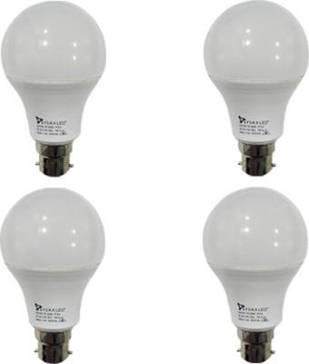 Syska-7W-B22-Plastic-LED-Bulbs-(White,-Pack-of-4)