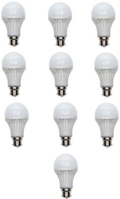 9W-B22-LED-Bulb-(White,-Set-of-10)