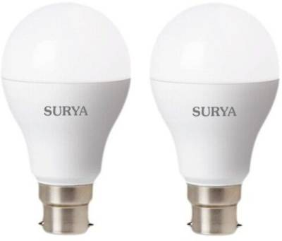 Surya 3W White 270 Lumens LED Bulbs (Pack Of 2) Image
