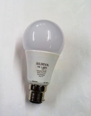 Surya-7W-B22-LED-Bulb-(Cool-Day-Light)
