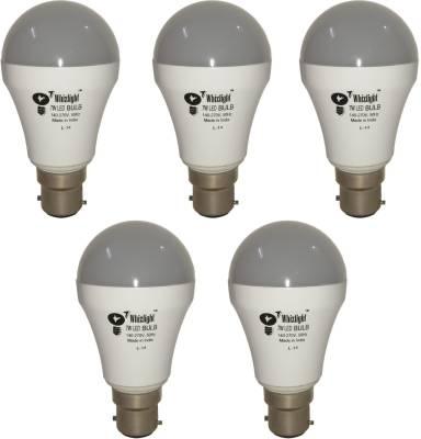 IC-Based-Energy-Saving-7-W-White-LED-Bulb-(Pack-of-5)