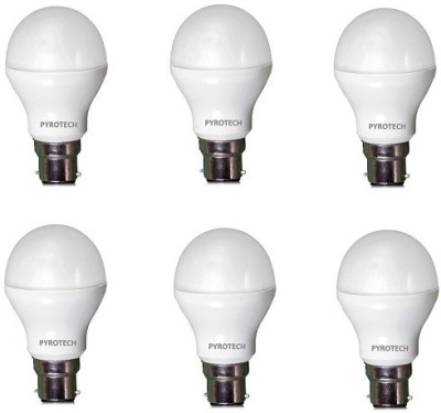 Pyrotech-3W-Cool-White-LED-Bulb-(Pack-of-6)