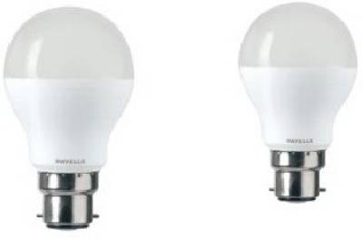 Havells 10W 1100L LED Bulb (White, Pack of 2) Image