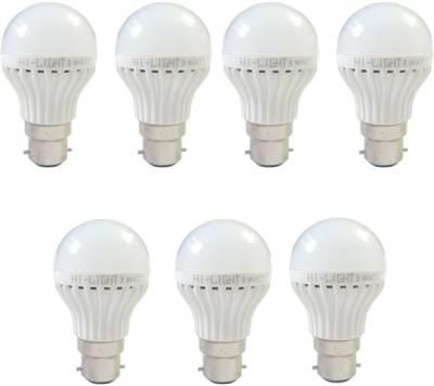 3W-B22-LED-Bulb-(White,-Set-of-7)