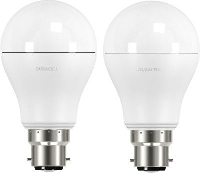 Duracell-9.5W-B22-Led-Bulb-(Warm-White,-Set-Of-2)