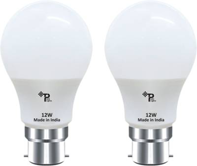 Tp-12W-B22-LED-Bulb-(Pack-Of-2-,White)