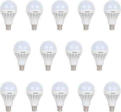 FRAZZER-3W-White-LED-Bulbs-(Pack-Of-14)