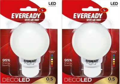 Eveready-0.5-W-Deco-UP-LED-Bulb-(White,-Pack-of-2)