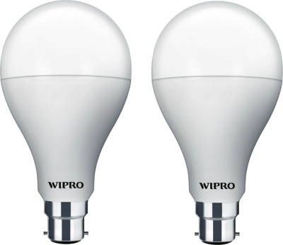 Wipro-Garnet-5W-B22-400L-LED-Bulb-(Warm-White,-Pack-Of-2)