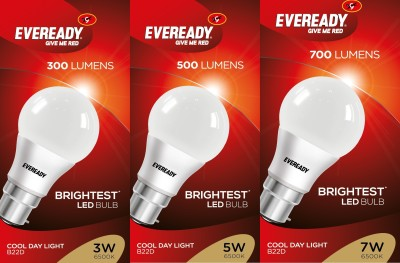Eveready-3W,5W-and-7W-LED-Blubs-Combo