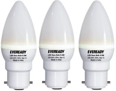Eveready-0.5-W-LED-Bulb-B22-White-(pack-of-3)