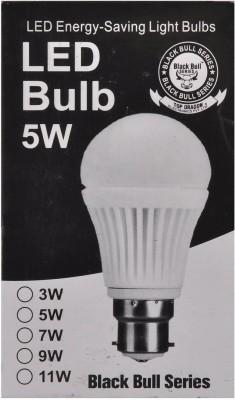 Black-Bull-Series-9W-B22-LED-Bulb-(White)
