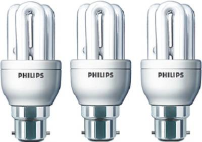 Philips Genie 11 W CFL Bulb (Pack of 3) Image