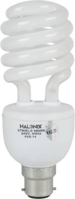 Spiral-Ecolux-27-Watt-CFL-Bulb-(White)-