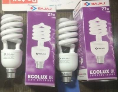 Twister-Ecolux-27-W-CFL-Bulb-(Pack-of-2)