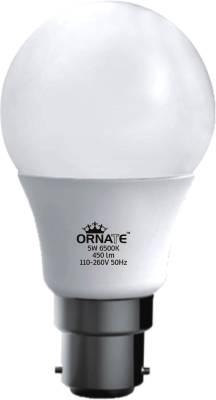 Ornate 5W 450 lumens White LED Bulb Image