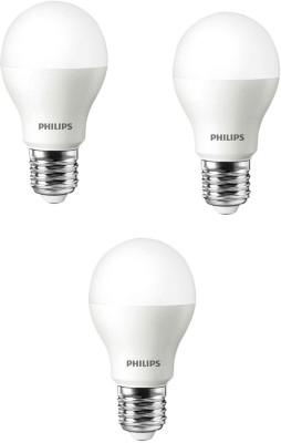 Philips-9-W-LED-E27-(Spiral-Base)-Cool-Day-Light-Bulb-White-(Pack-Of-3)