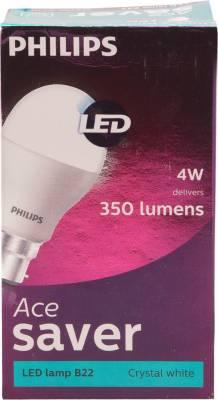 4-W-LED-Bulb-B22-White