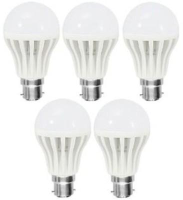 Lister-12W-LED-Bulb-(White,-Pack-of-5)