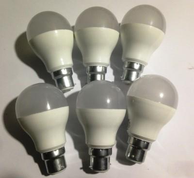 IPL-5W-B22-LED-Bulb-(White,-Set-of-6)