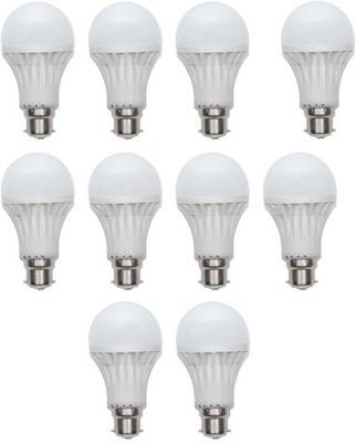12W-Cool-Day-Light-LED-Bulb-(Pack-of-10)