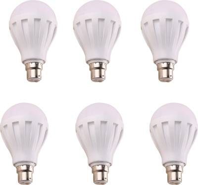 12W-460-Lumens-White-Eco-LED-Bulbs-(Pack-Of-6)