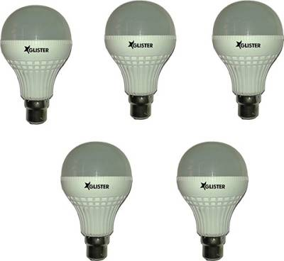 7W-B22-LED-Bulb-(White,-Set-of-5)