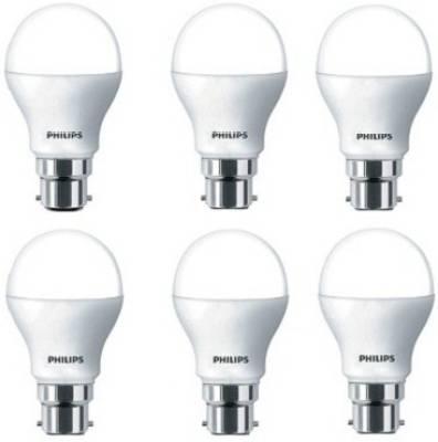 Infiniti Eco B22 5W LED Bulb (Warm White, Pack of 3) Image