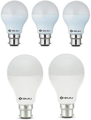 Bajaj-7-W,-12-W-LED-Bulb-B22-White-(pack-of-5)