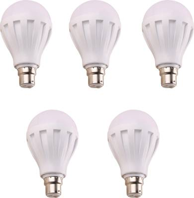 12W-460-Lumens-White-Eco-LED-Bulbs-(Pack-Of-5)