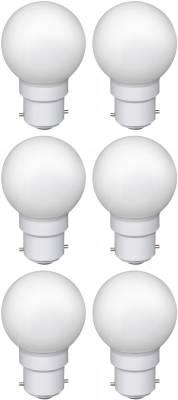 0.5W-LED-Bulb-(White,-Pack-of-6)