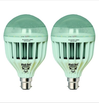 Black-Bull-Series-36W-B22-LED-Bulb-(White,-Set-of-2)