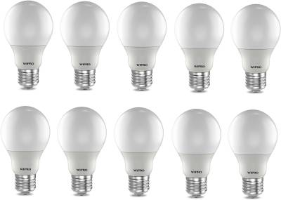 Wipro 12W E27 LED Bulb (Cool Day light, Pack Of 10) Image